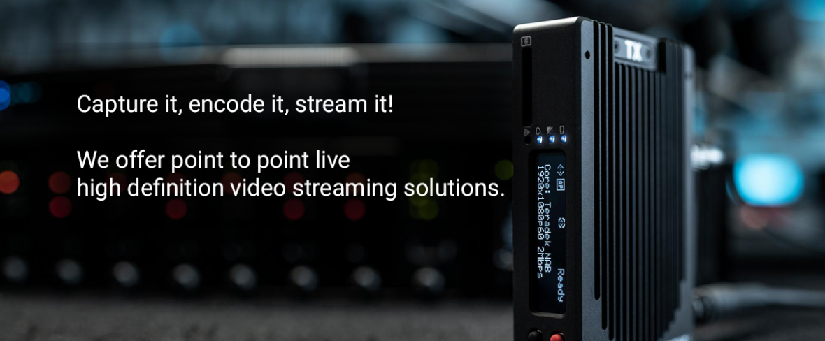Point to Point Live Video Streaming
